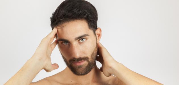 أسرع طريقة لإنبات شعر الرأس