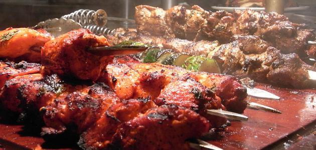 أطعمة هندية