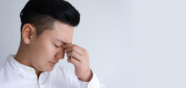 التهاب الجيوب الأنفية والصداع