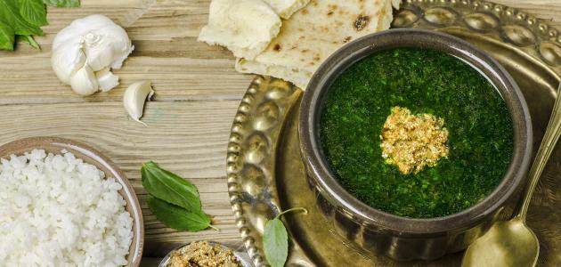أطعمة عربية