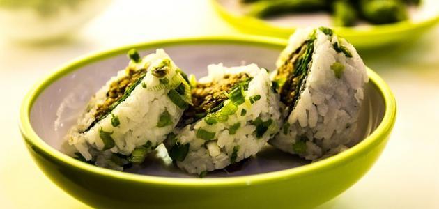 أطباق يابانية
