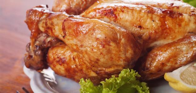 أطباق مرافقة للدجاج المشوي