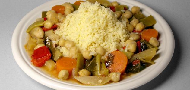 أطباق مغربية مشهورة