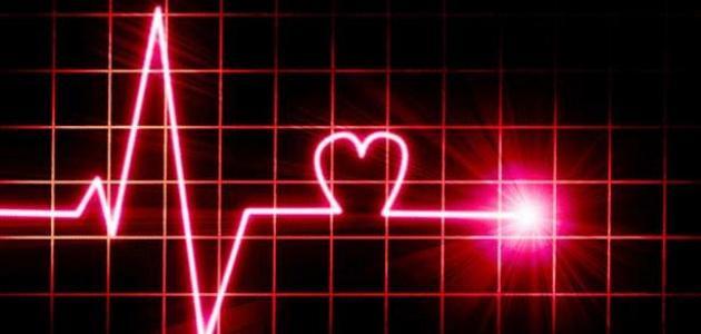 سرعة دقات القلب
