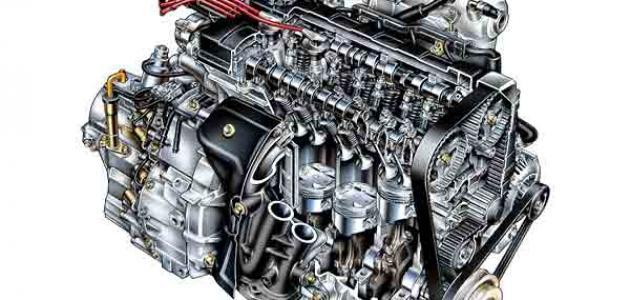كيف يعمل محرك السيارات