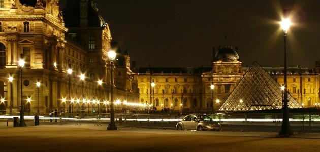 أكبر متحف بالعالم