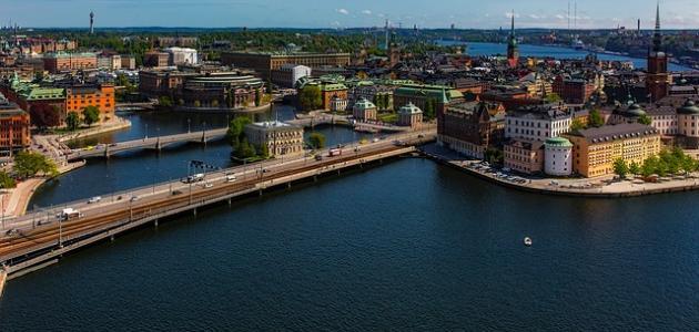 أكبر مدن السويد