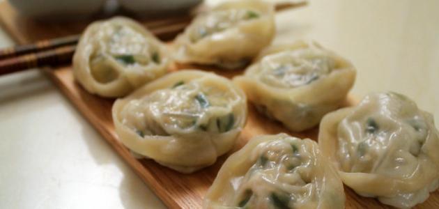 أكلات كورية كعك الأرز الدكبوكي اكلات كورية