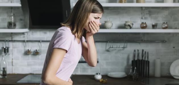 أعراض التهاب فم المعدة
