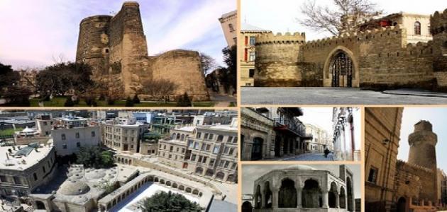 أشهر أذربيجان