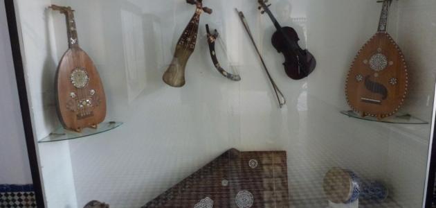 تطور الموسيقا العربية