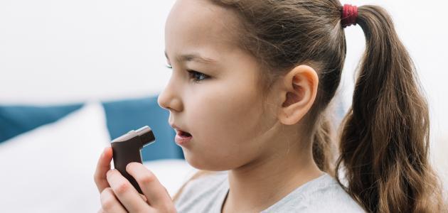 حساسية الصدرية عند الأطفال