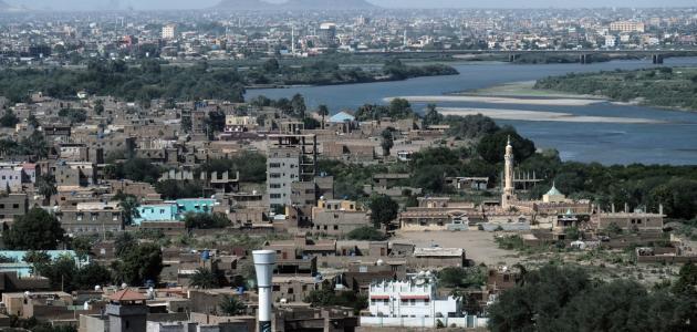 أكبر مدن السودان