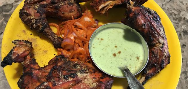 أكلات رمضان حارة