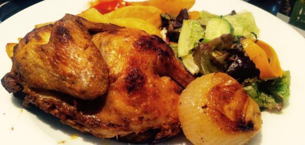 أكلات دجاج سهلة