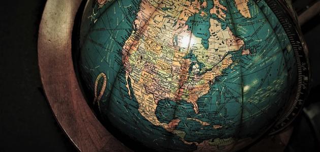 تطور علم الجغرافيا