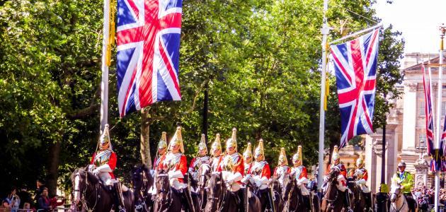 تاريخ إنجلترا