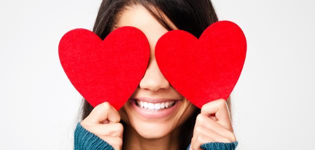 كيفية التعبير عن الحب للرجل