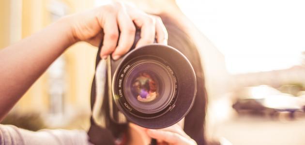 كيفية صناعة كاميرا بسيطة