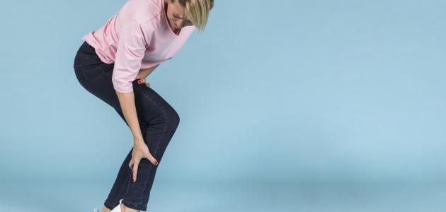 أعراض جلطة الساق