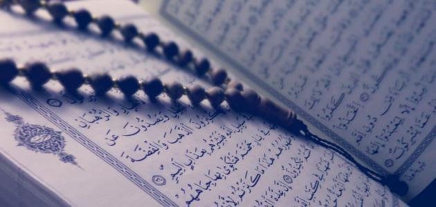 بحث عن تدبر القرآن الكريم