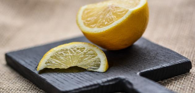 أهمية الليمون للبشرة
