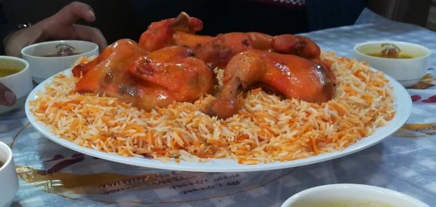 أطباق يمنية شعبية