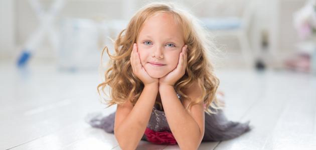 أفضل خلطة لتنعيم شعر الأطفال