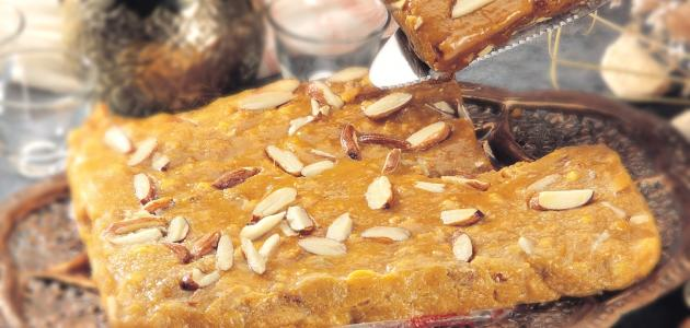 كيفية طبخ الهريسة الحلوة