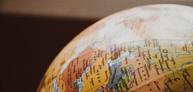ترتيب أكبر الدول مساحة