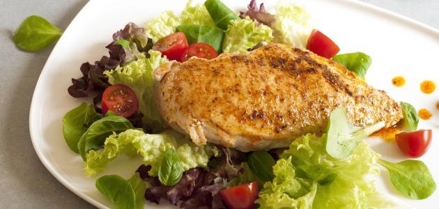أفضل أكل بعد التمرين