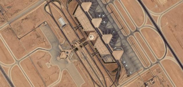 أكبر مطارات العالم