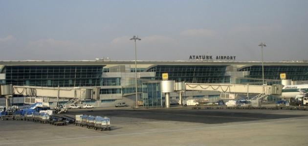 أكبر المطارات في العالم