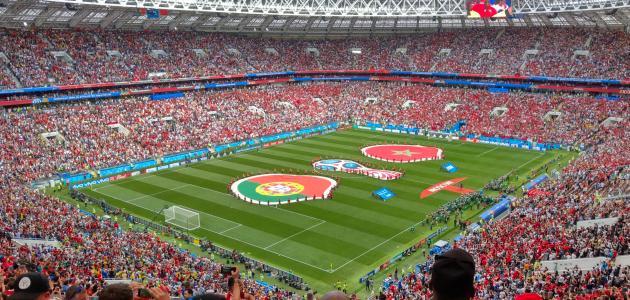 أكبر ملعب في روسيا