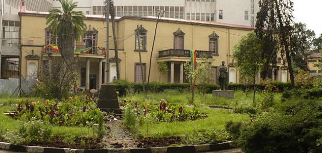 سياحة أثيوبيا