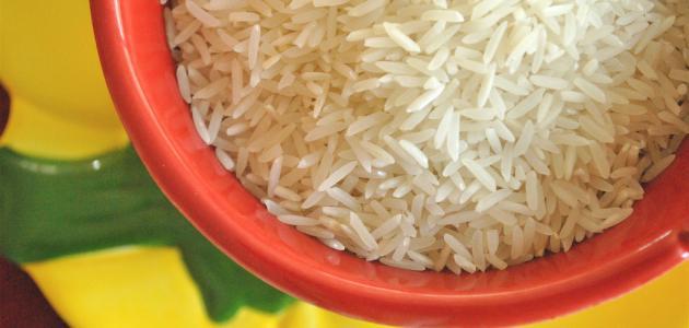 كيفية طبخ الأرز البسمتي