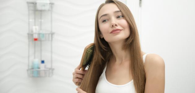 أسهل طريقة لتطويل الشعر في يوم واحد