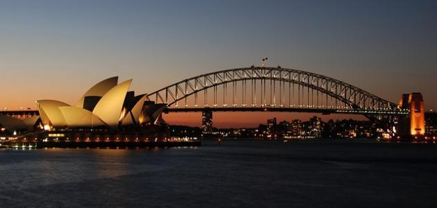 أكبر مدينة من حيث عدد السكان في أستراليا