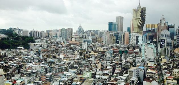 أكبر كثافة سكانية في العالم
