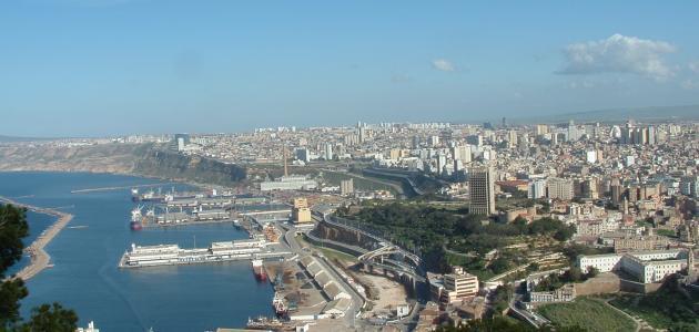 ثاني أكبر مدينة جزائرية