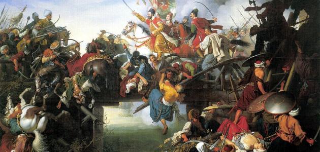 تاريخ سقوط الخلافة العثمانية - موضوع