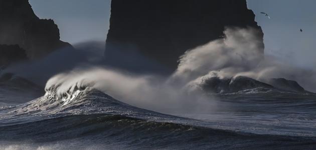 أكبر المحيطات في العالم