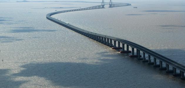 أكبر جسر في العالم