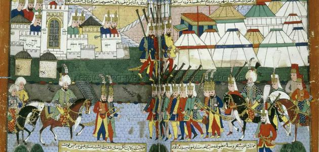 تاريخ تأسيس الدولة العثمانية