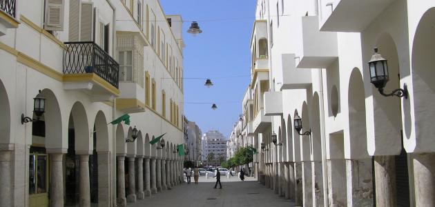 أكبر ثاني مدن ليبيا
