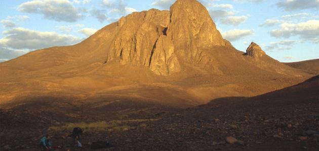 أكبر جبل في الجزائر
