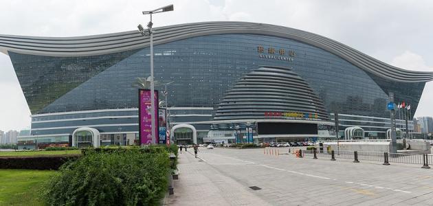 أكبر مبنى فى العالم