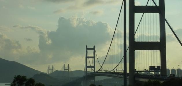 أكبر جسر في العالم في الصين