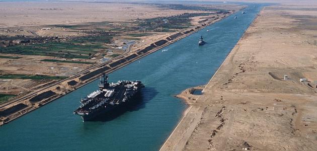 حفر قناة السويس الجديدة
