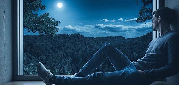 التخلص من التفكير قبل النوم
